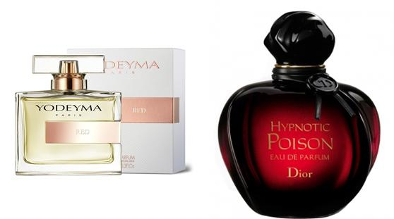 Perfume Red (equiv. Hipnotic - Dior)