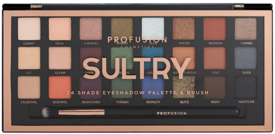 """PROFUSION - Artistry Palette """"Sultry"""""""