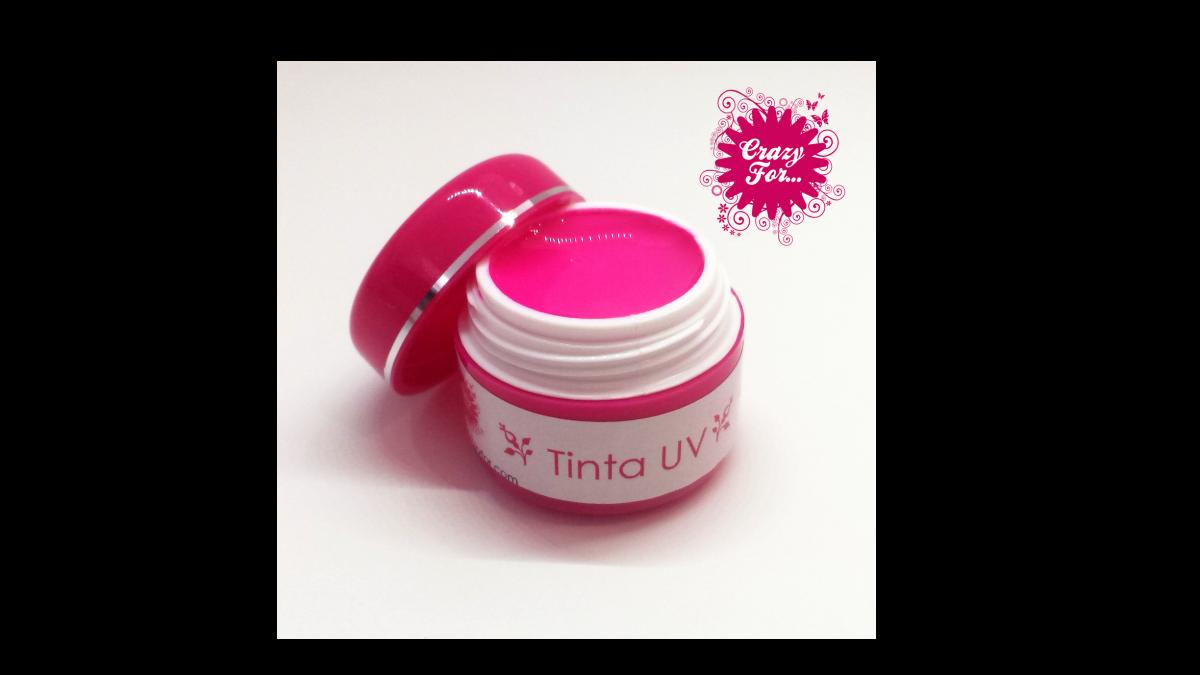 Tinta UV nº09 - Rosa