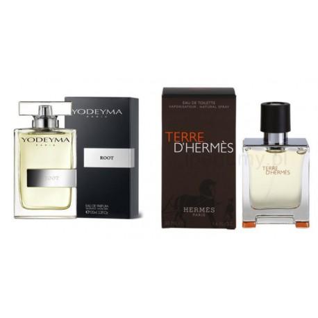 Perfume Root (equiv. Terre D'Hermès - Hermès)