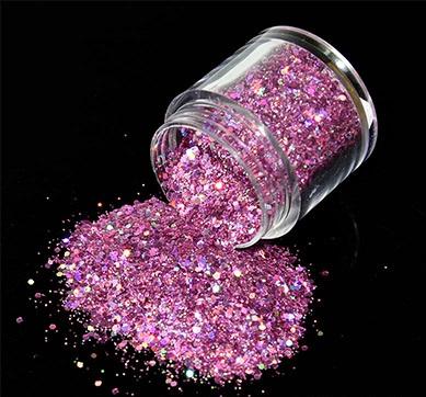 Glitter Mix Lilás 10gr