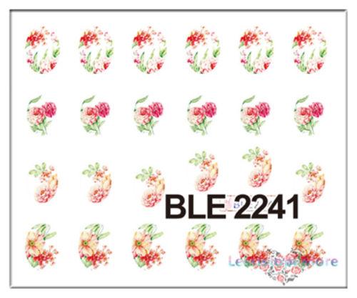 Decalque Flores Vintage 4