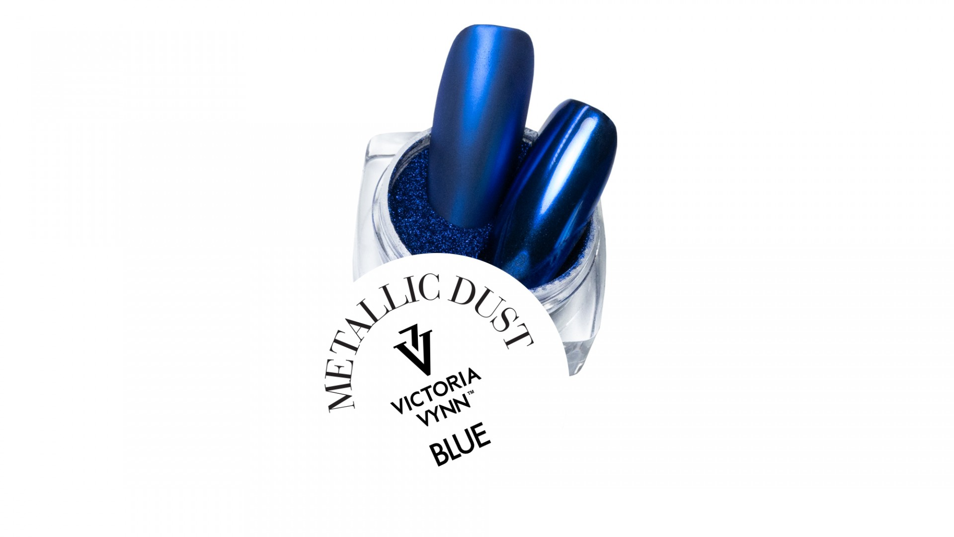 Victoria Vynn Metallic Dusts n.º8 - Blue