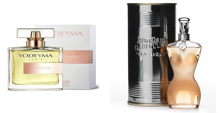 Perfume Insinué (equiv. Classique - Jean Paul Gaultier)