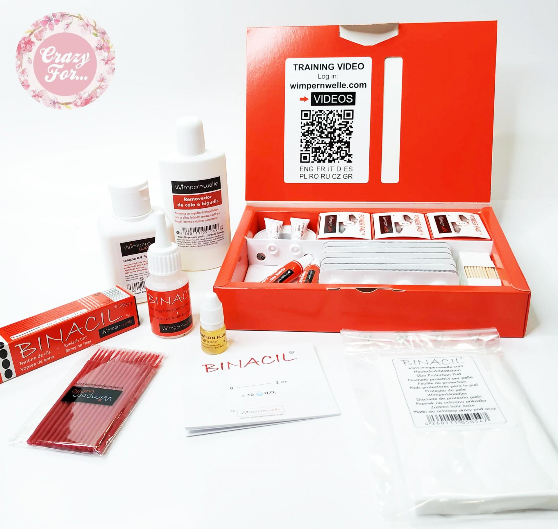 Mega Kit Lifting de Pestanas + Pintura + Botox
