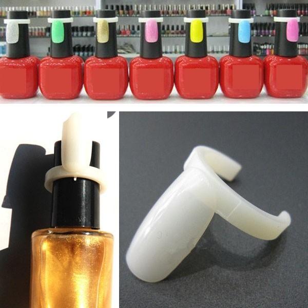 Anéis expositores para frascos