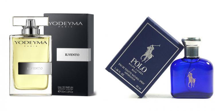 Perfume Ilvento (equiv. Polo Blue - Ralph Lauren)