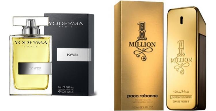 Perfume Power (equiv. 1 Million - Paco Rabanne)
