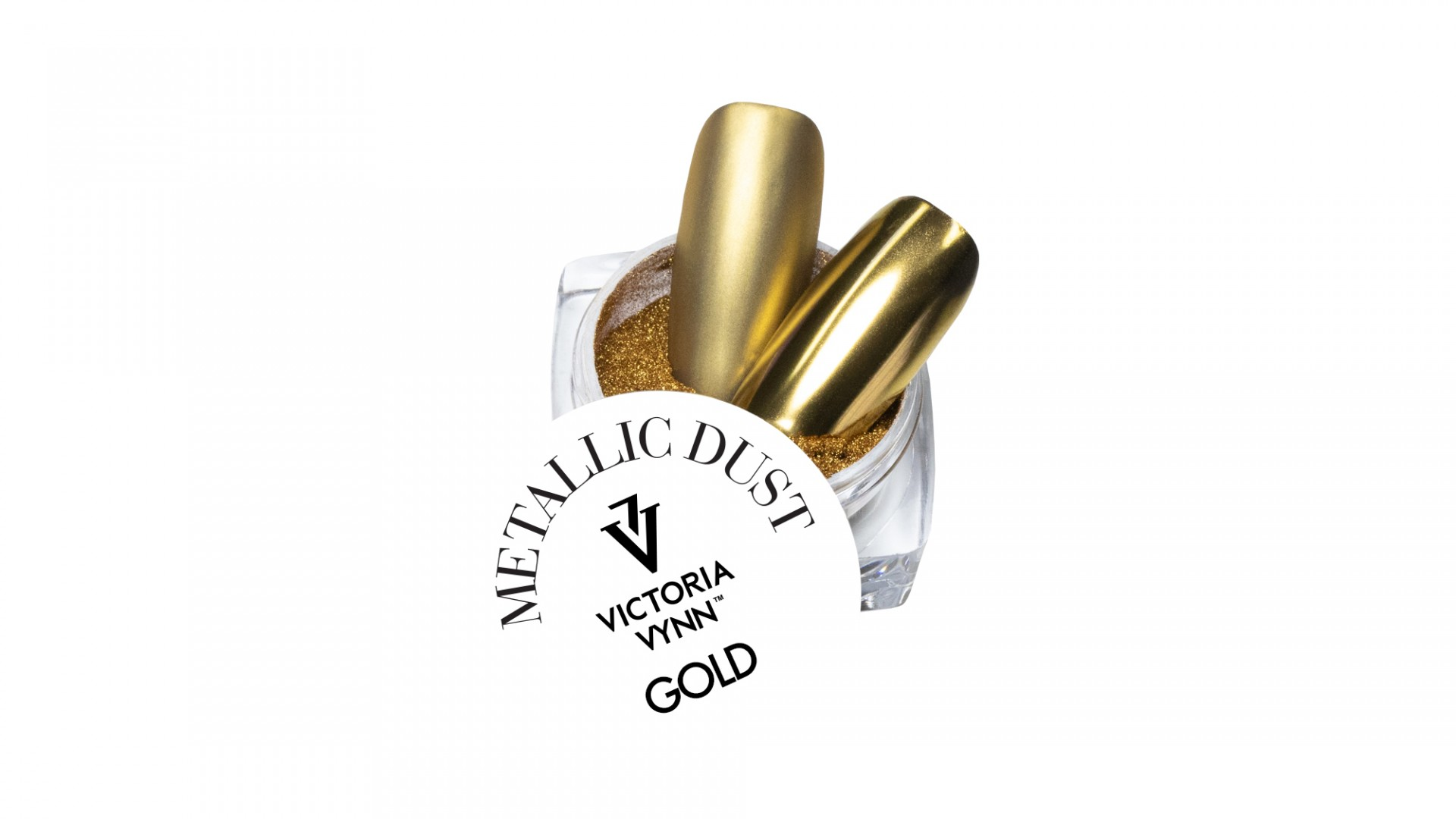 Victoria Vynn Metallic Dusts n.º2 - Gold