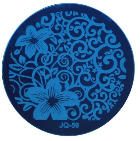 Placa de Carimbo C027