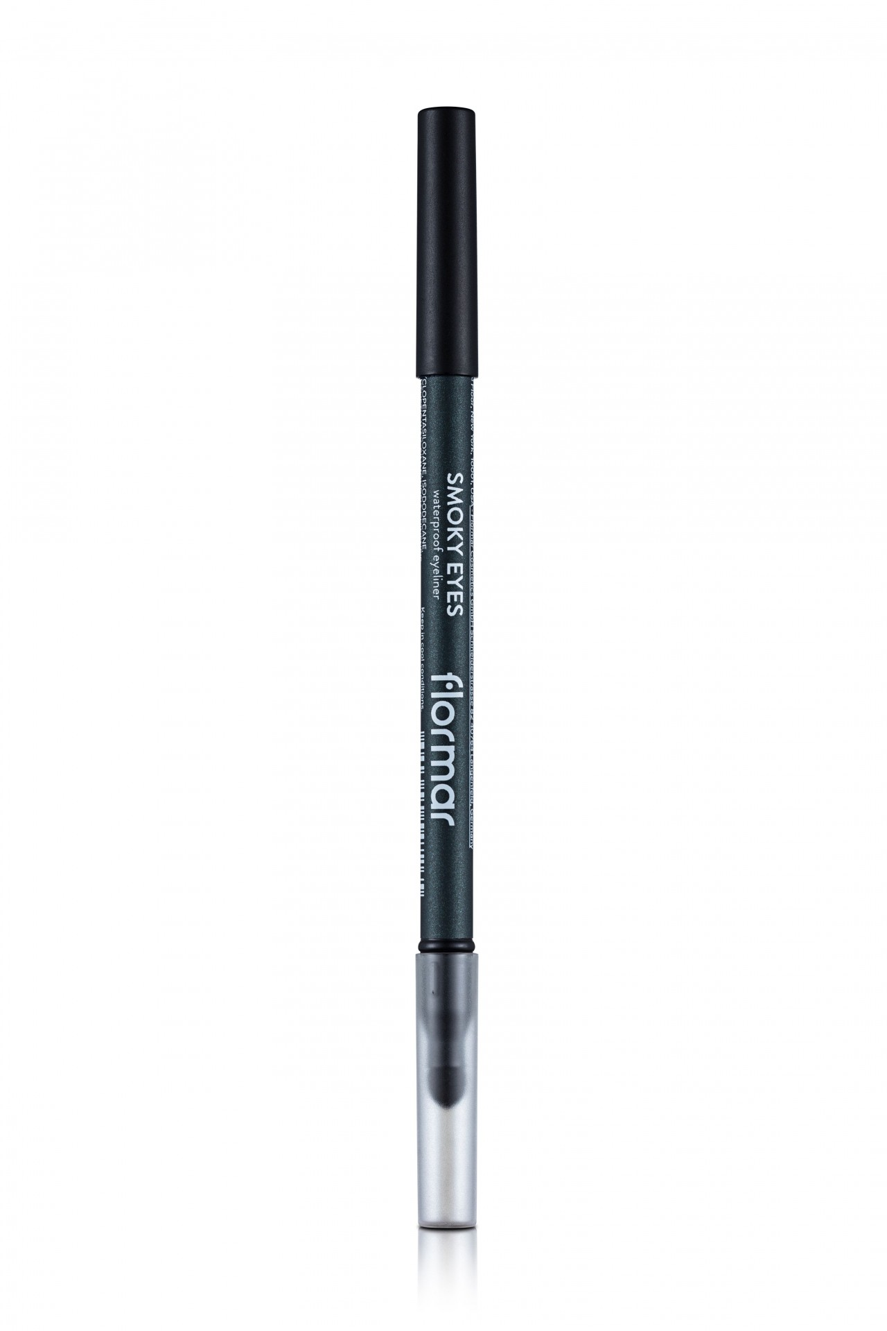 SMOKY EYES WATERPROOF EYELINER CARBON