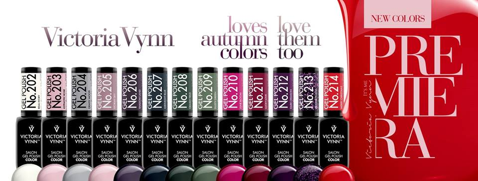 Pack cores Outono/Inverno Polish Gel