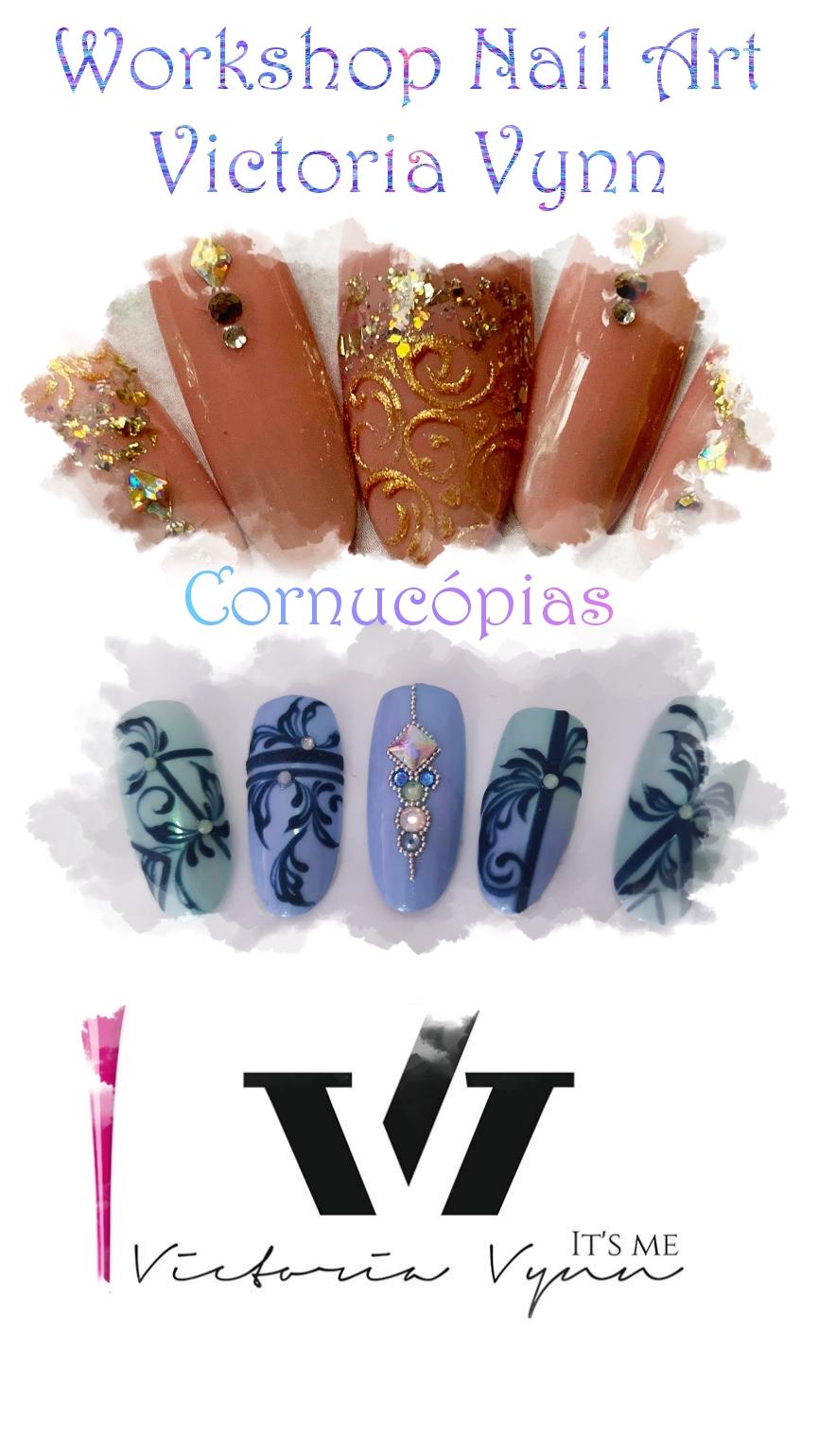 Workshop Nail Art Victoria Vynn