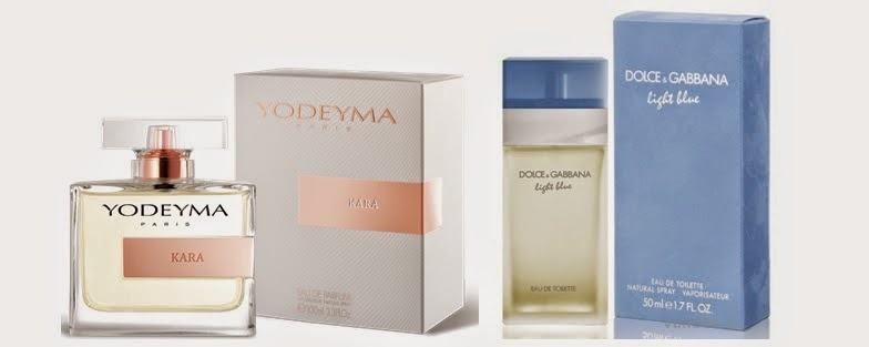 Perfume Kara (equiv. Light Blue - Dolce & Gabbana)
