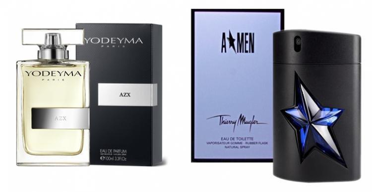 Perfume AZX (equiv. A Men - Thierry Mugler)