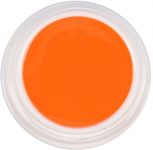 Gel Cor 5ml - Neon Orange