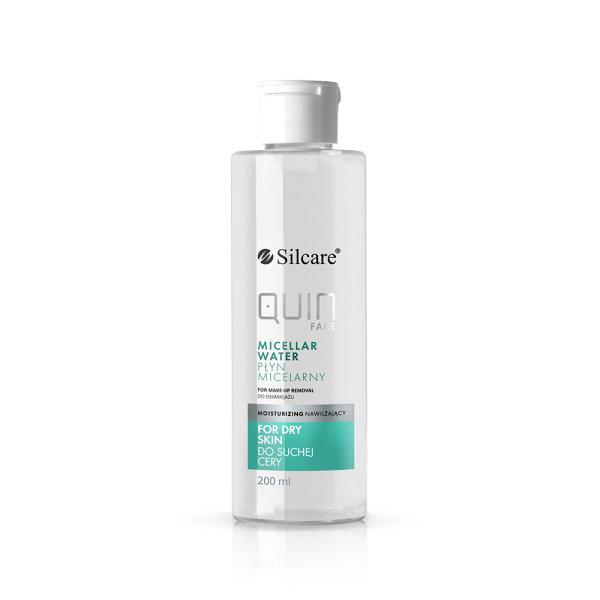Silcare - Água Micelar Hidratante Quin Face