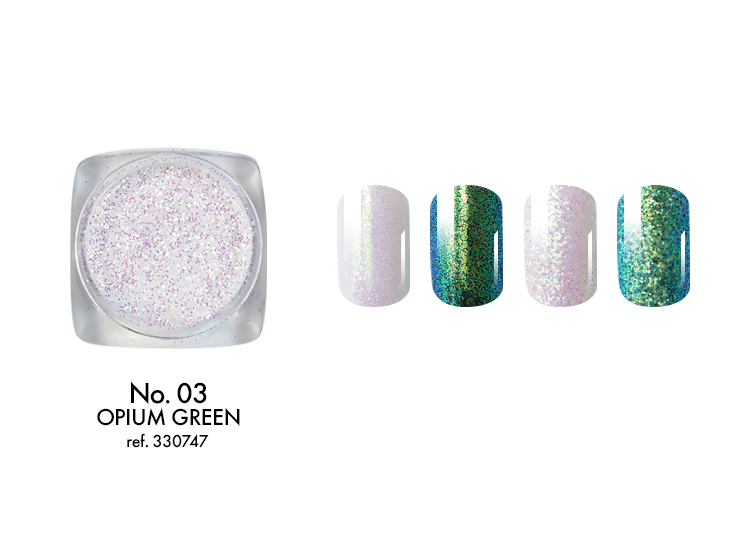 Victoria Vynn Dusts n.º03 Opium Green