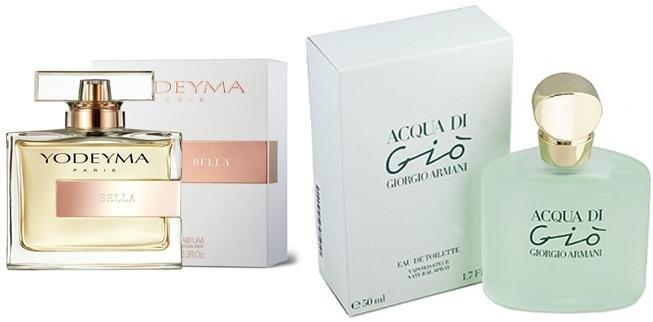 Perfume Bella (equiv. Acqua di Gio - Giorgio Armani)