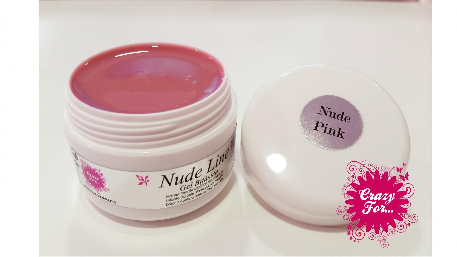 Gel Nude Line - Pink