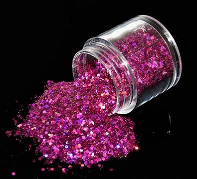 Glitter Mix Rosa 10gr