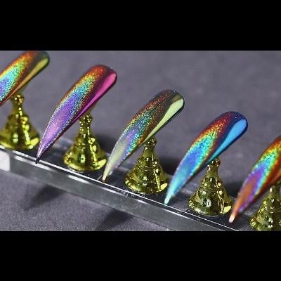 Pigmento Holográfico Camaleão