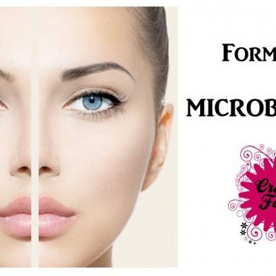 Formação Certificada de Microblading - Nível I