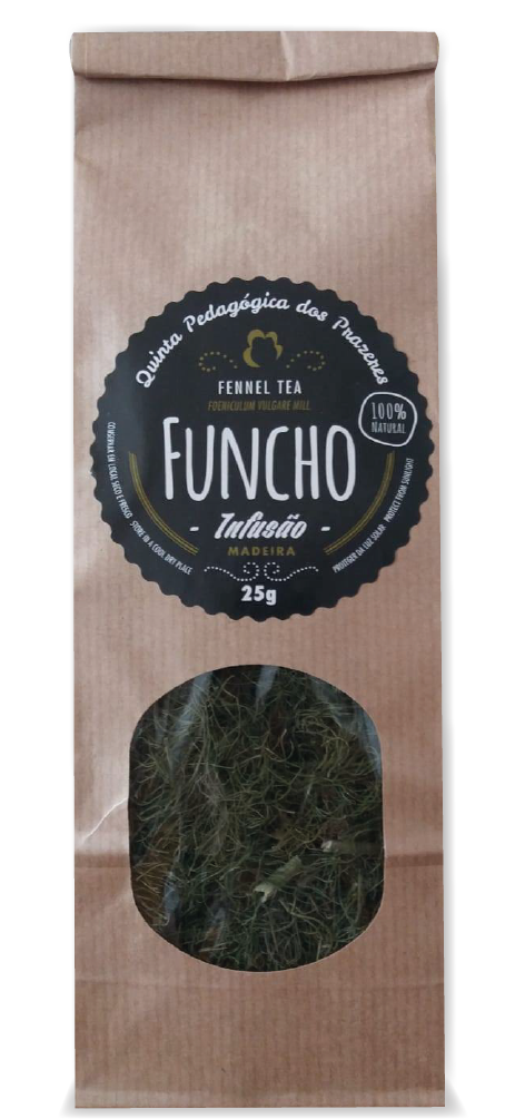Infusão Funcho 100% Natural