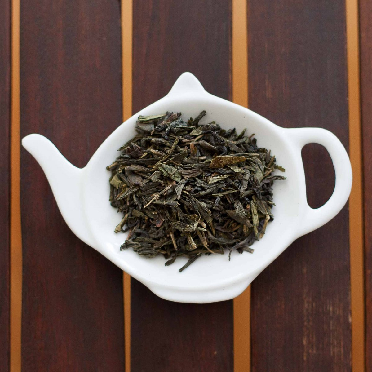 Chá Green Earl Grey