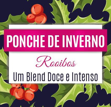 Rooibos Ponche de Inverno - Edição Natal