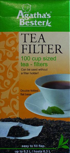 Filtro de Chávena – 100 Unidades