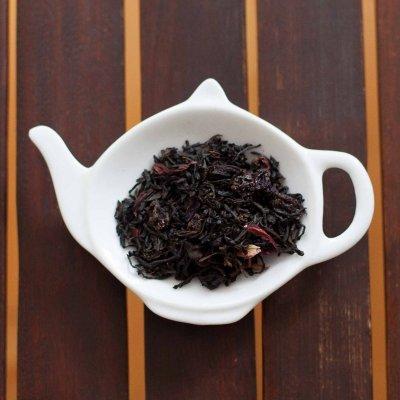 Chá Especial Preto Hibiscus