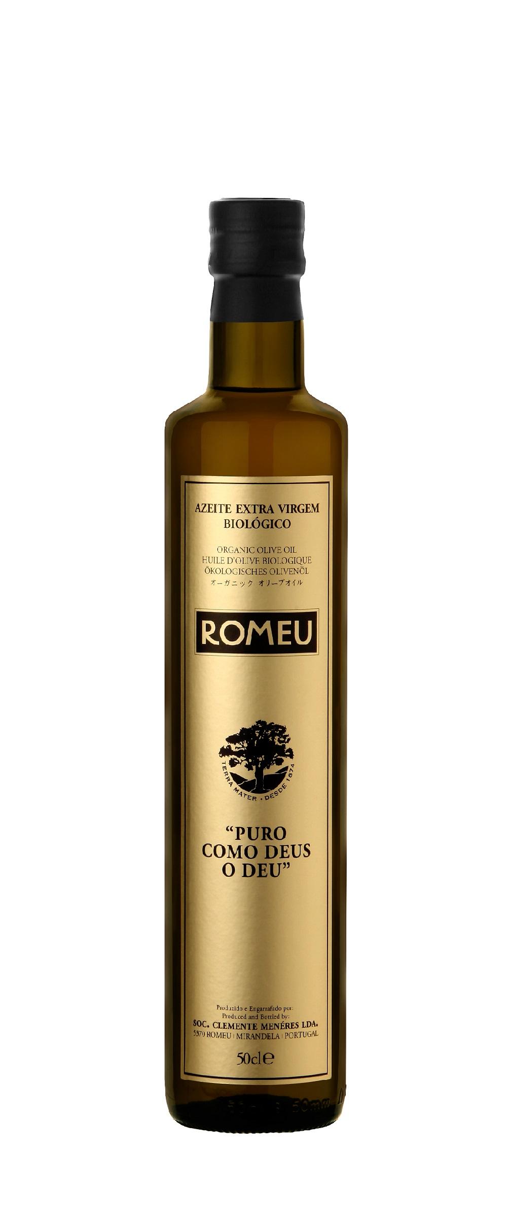 Azeite Romeu DOP Biológico 50cl.