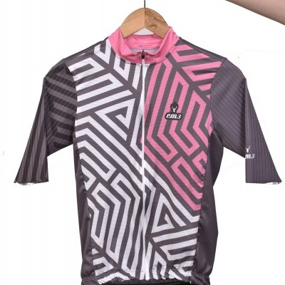 JERSEY PINK GREY