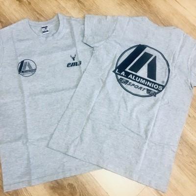 Tshirt LaSport Cinza