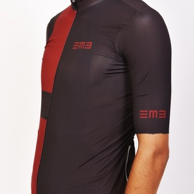 Jersey Black Red