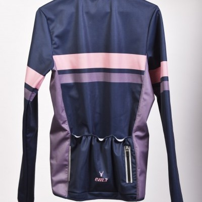 Jacket Wind and waterproof Purpura  thermal