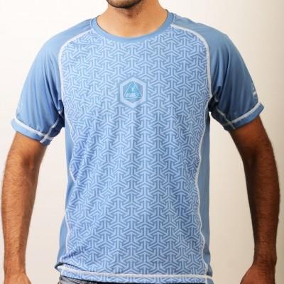 Shirt Running Blue