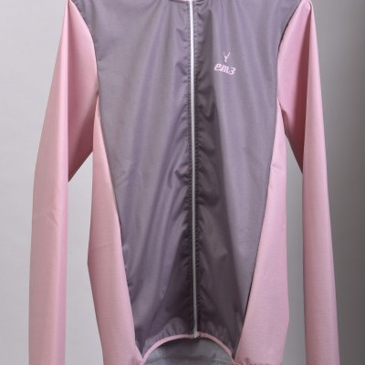 Jacket Wind  Pink grey