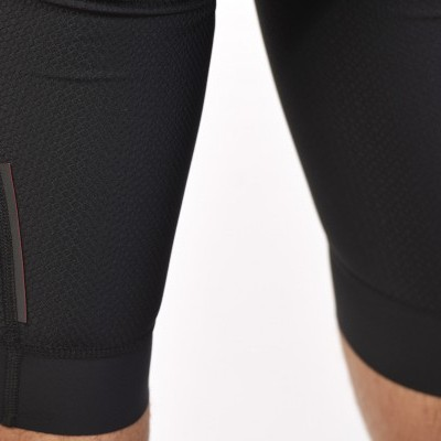 BIBSHORT BLACK AERO