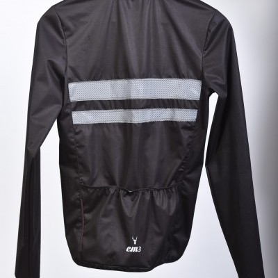 Jacket Wind and waterproof reflet