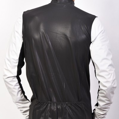 JACKET Reflet White