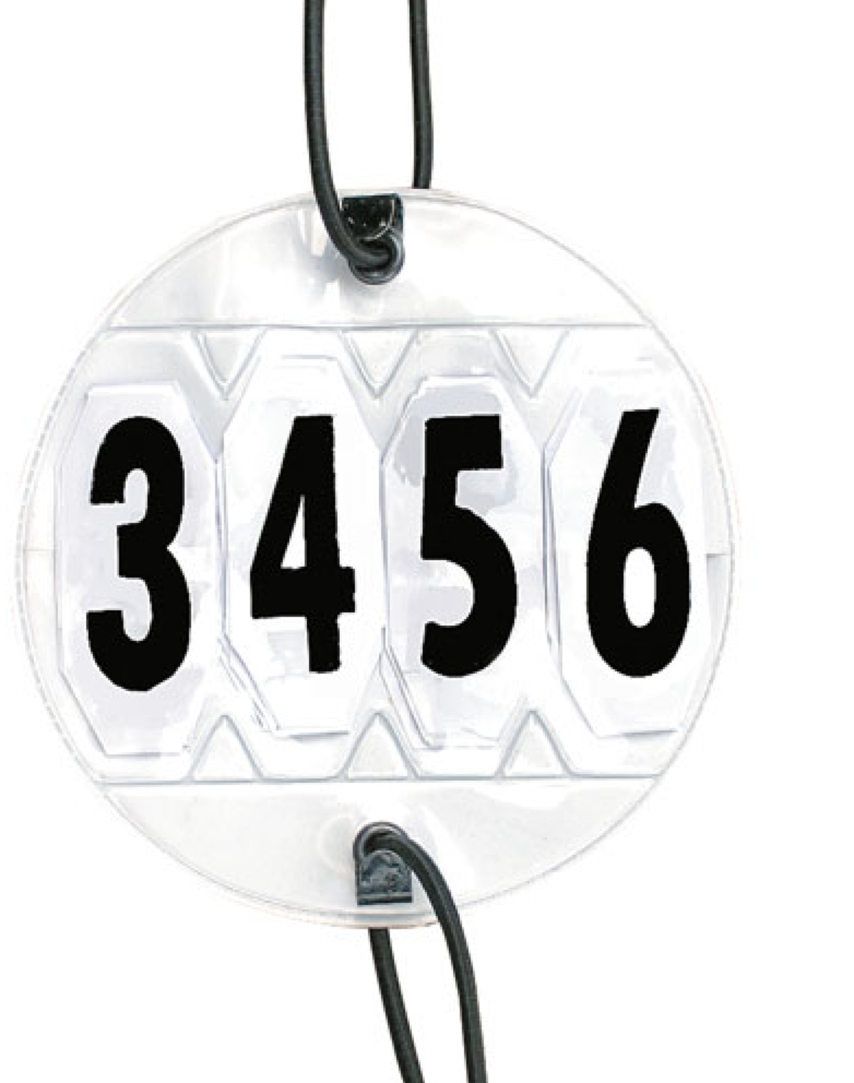 Números para concurso ajustáveis, HKM