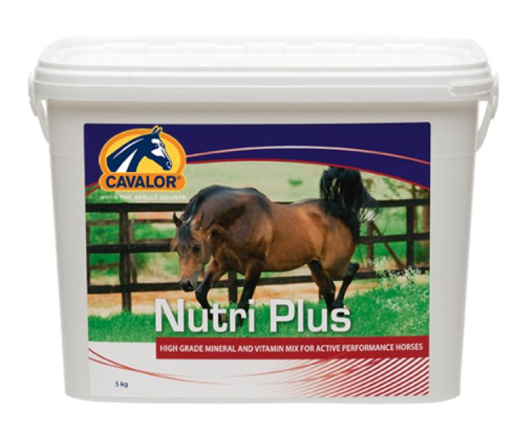 NutriPlus, Cavalor