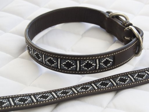 Coleira Black Pearls, Carat Seletion