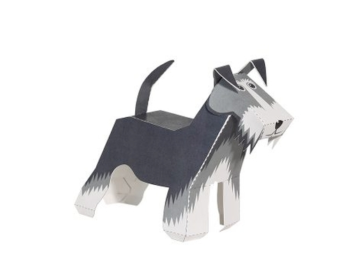 Dogs - Paper Toy