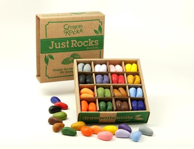 Crayon Rocks - Just Rocks