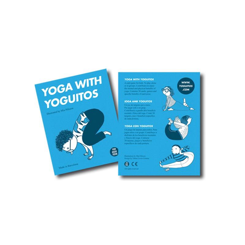 Jogo de Cartas Yoga