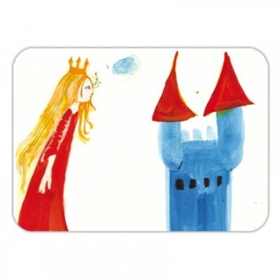 História Kamishibai A3 - Hans e a Princesa