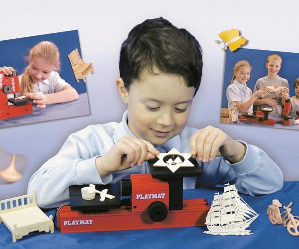 PlayMat Wood Workshop Kit